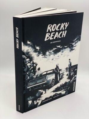 Kosmos Die Drei ??? Rocky Beach offene Kanten