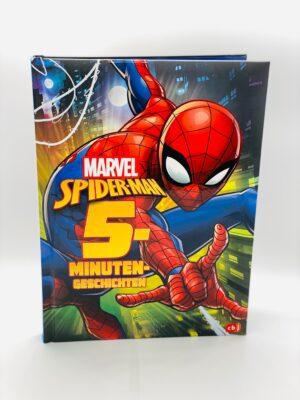 Marcel Spiderman 5-Minuten Geschichten Random House cbj